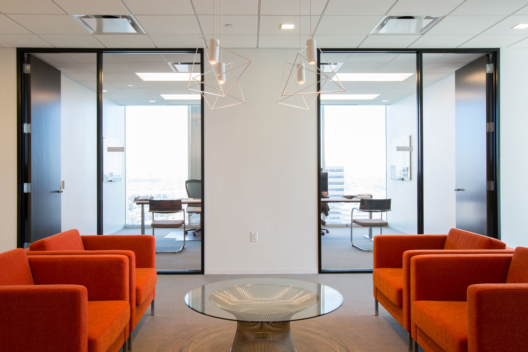 an example of a corporate interior design photography