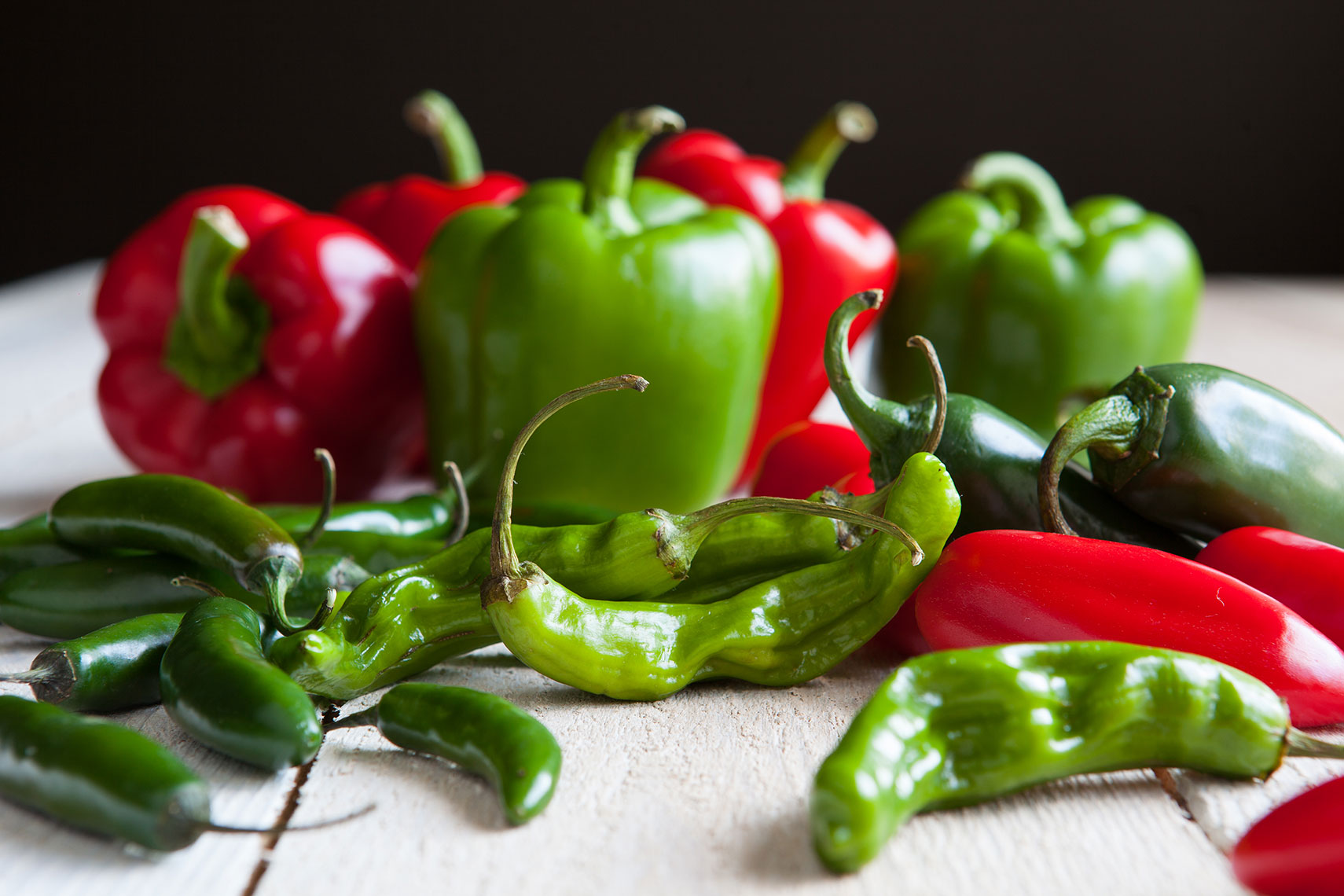 Peppers Stilllife